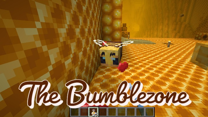 The Bumblezone 1.16.5/1.15.2