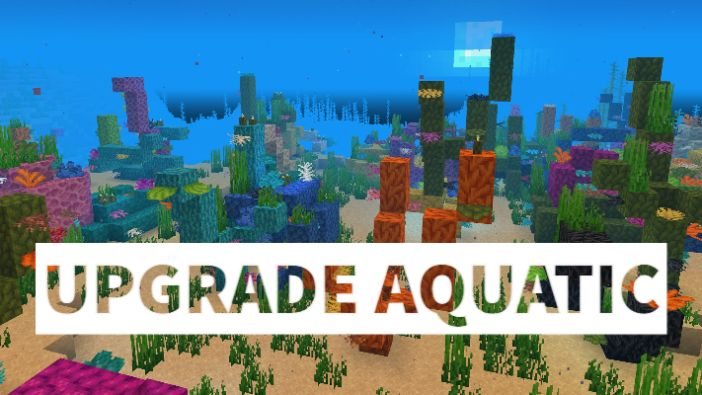Upgrade Aquatic 1.16.3/1.15.2