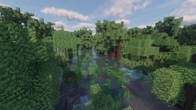 Wild Nature Mod 14