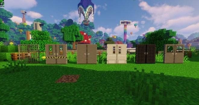 Macaw's Doors Mod 6