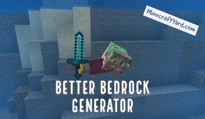 Better Bedrock Generator Mod 1.16.5/1.15.2