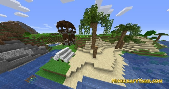 Better Default Biomes 4