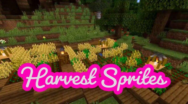 Harvest Sprites 1.16.5