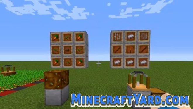 Harvest Sprites Mod