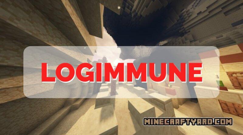 LogImmune 1.16.5/1.15.2