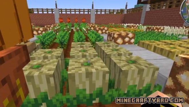 Simple Farming Mod 8