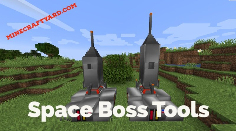 Space Boss Tools 1.16.4/1.15.2