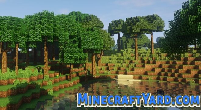 Dynamic Trees Mod 2
