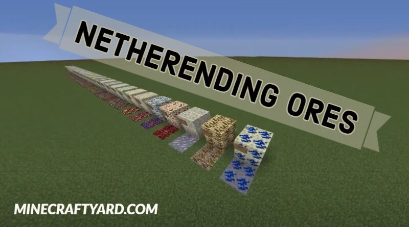 Netherending Ores 1.16.5/1.15.2