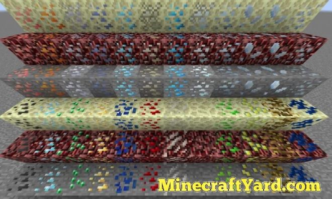 Netherending Ores 1