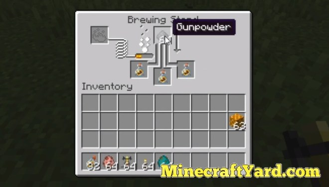 Potion of Bees Mod 2