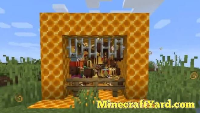 Potion of Bees Mod 5