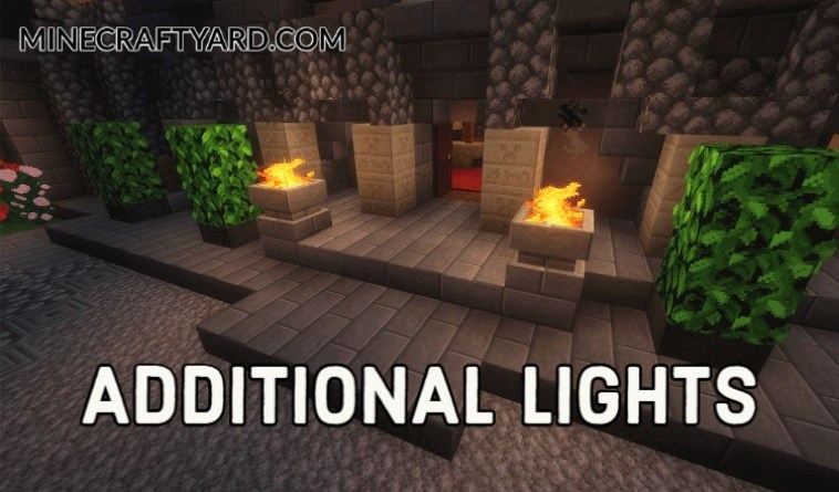 Additional Lights 1.16.4/1.15.2