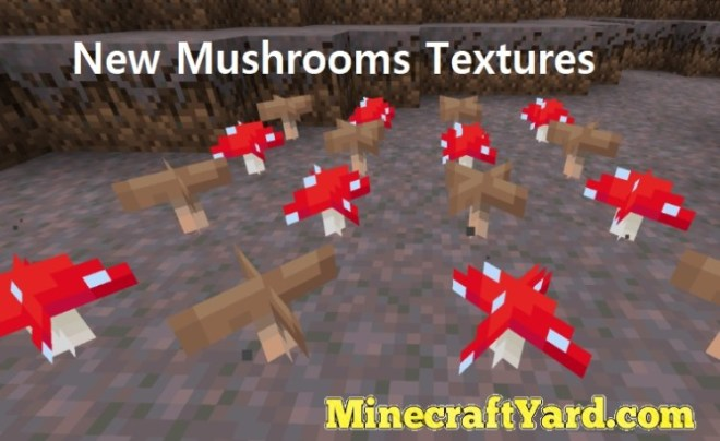 Enhanced Mushrooms Mod 1
