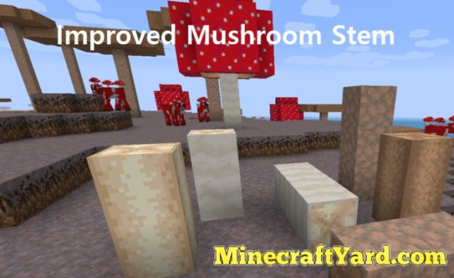 Enhanced Mushrooms Mod 3