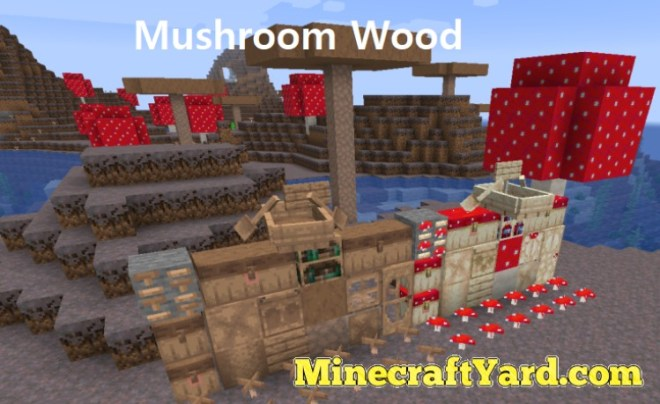 Enhanced Mushrooms Mod 4