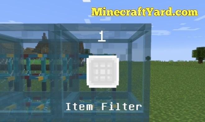 Item Filters Mod