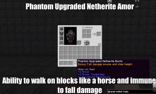 Upgraded Netherite Mod 15