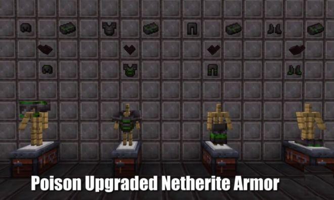 Upgraded Netherite Mod 9