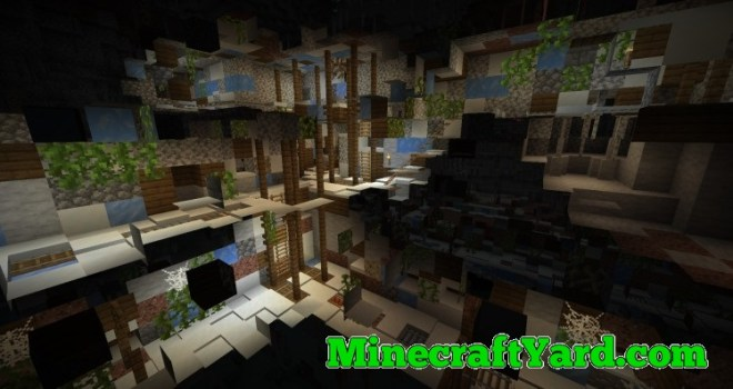 Yung's Better Mineshafts Mod 9