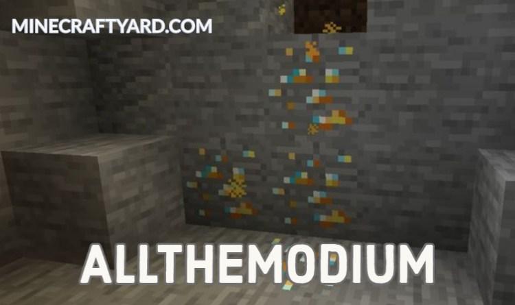 Allthemodium 1.16.2/1.16.1/1.15.2