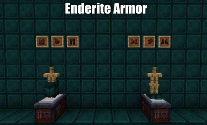 Enderite Mod 3