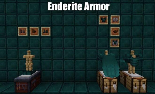 Enderite Mod 4