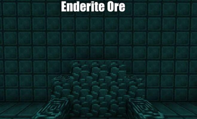 Enderite Mod 5