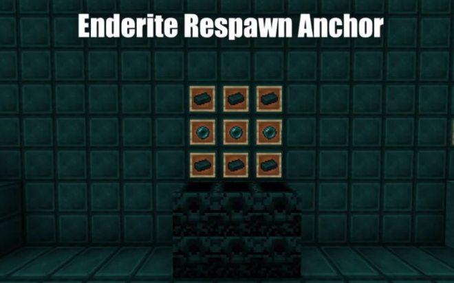 Enderite Mod 8