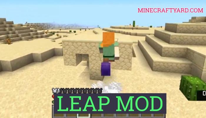 Leap Mod 1.17.1/1.16.5