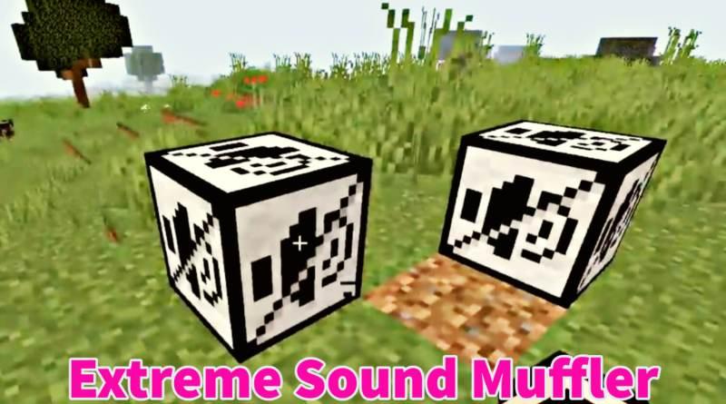 Extreme Sound Muffler 1.16.5/1.15.2
