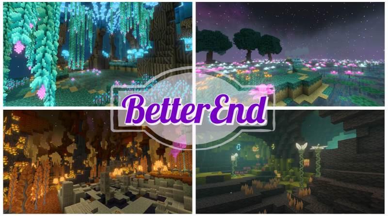 BetterEnd Mod 1.16.5