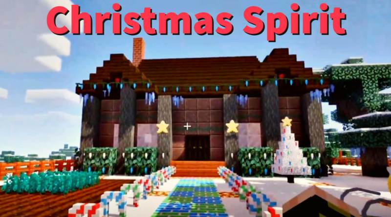 Christmas Spirit Mod 1.16.5