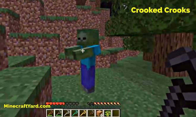 Crooked Crooks Mod 1