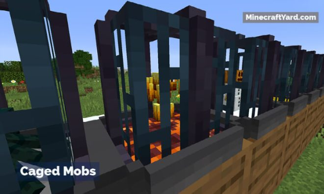 Caged Mobs 2