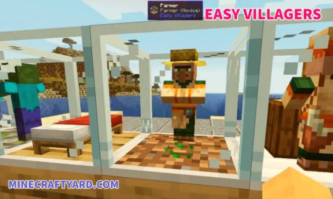 Easy Villagers Mod 1
