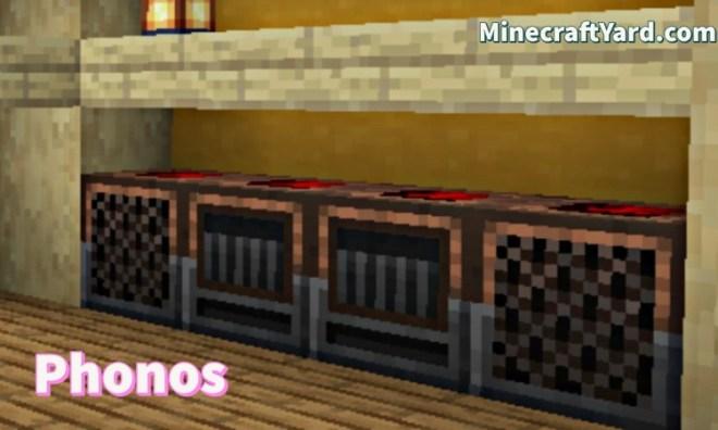 Phonos Mod 1