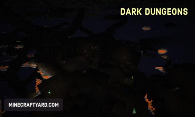 Dark Dungeons Mod 2