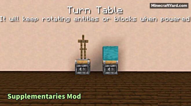 Supplementaries Mod 5
