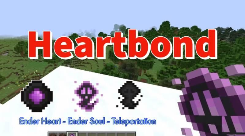 Heartbond Mod 1.16.5