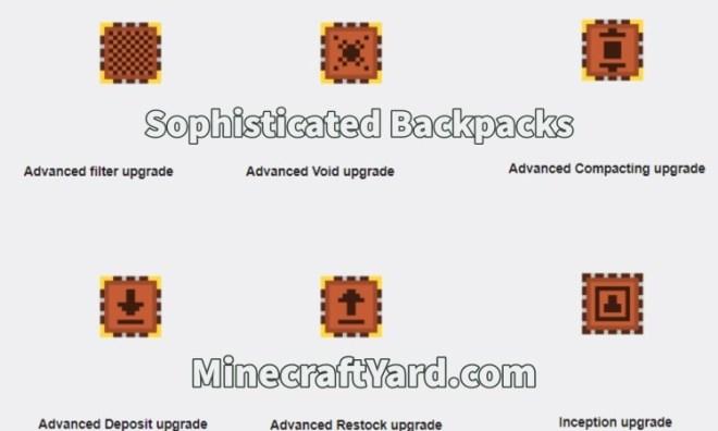 Sophisticated Backpacks 1