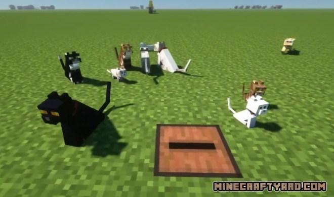 Cat Jammies Mod 2