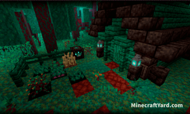 Nether Agriculture Mod 3