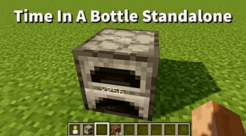 Time in a bottle standalone 1.17.1
