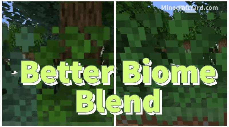 Better Biome Blend 1.17.1