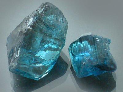 Mine Direct Top Paraiba Cornflower Blue To Electric