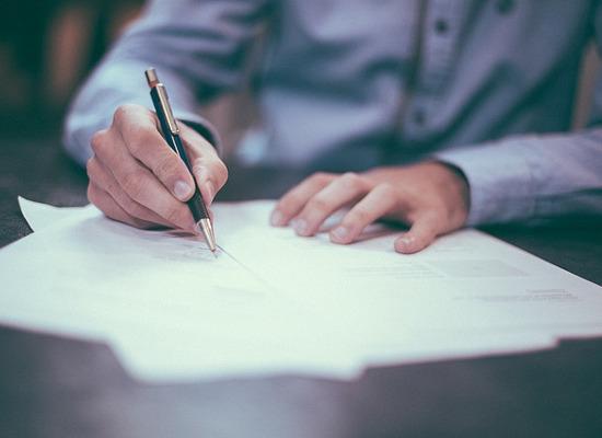 writing p