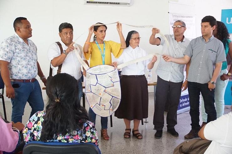 Formación etnoeducadores La Guajira