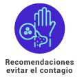 Recomendaciones para evitar el contagio