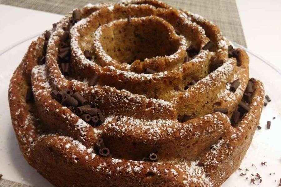 עוגת תפוחים דיאטטית ללא סוכר שומן ופחמימות
